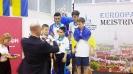Чемпіонат Європи, Таллінн (17-19.06.2016)